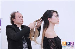 """Tái hiện huyền thoại Sơn Tinh - Thủy Tinh trong Bes Hair Show """"Thủy quyển"""""""