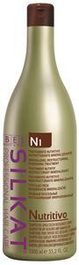 Silkat Sampoo nutritivo ristrutturanete mineralizzante (N1) - Dầu gội Silkat Active dành cho tóc khô, tóc tẩy phai màu và tóc hỏng