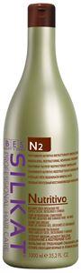 Silkat Sampoo nutritivo ristrutturanete mineralizzante (N2) -  Xả khô Silkat dinh dưỡng khoáng chất tái cấu trúc